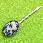 Pince-a-Cheveux-Cabochon-Monster-High-Frankie-Stein-1