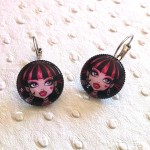 Boucles-d-Oreilles-Cabochon-Monster-High-Draculaura-18mm