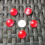 Boutons-Cabochon-Red-Gold-Glitter