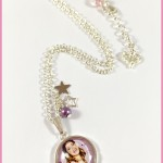 Collier Cabochon Violetta 3 - 20mm