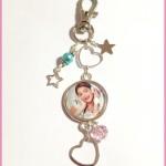 Porte Cles Bijoux de Sac Violetta 1 Stars